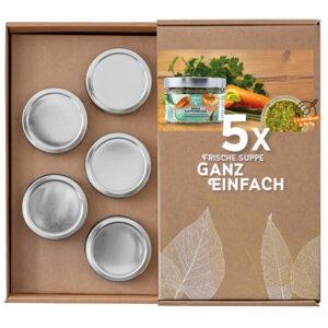 Omas Suppenwürze BIO 5er-BOX