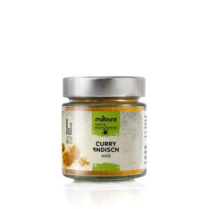 Curry indisch mild BIO 70g