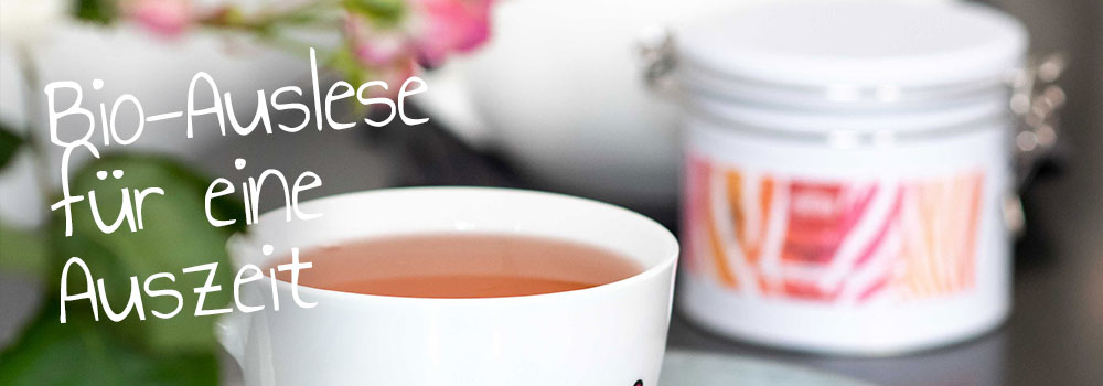 Teeselektionen